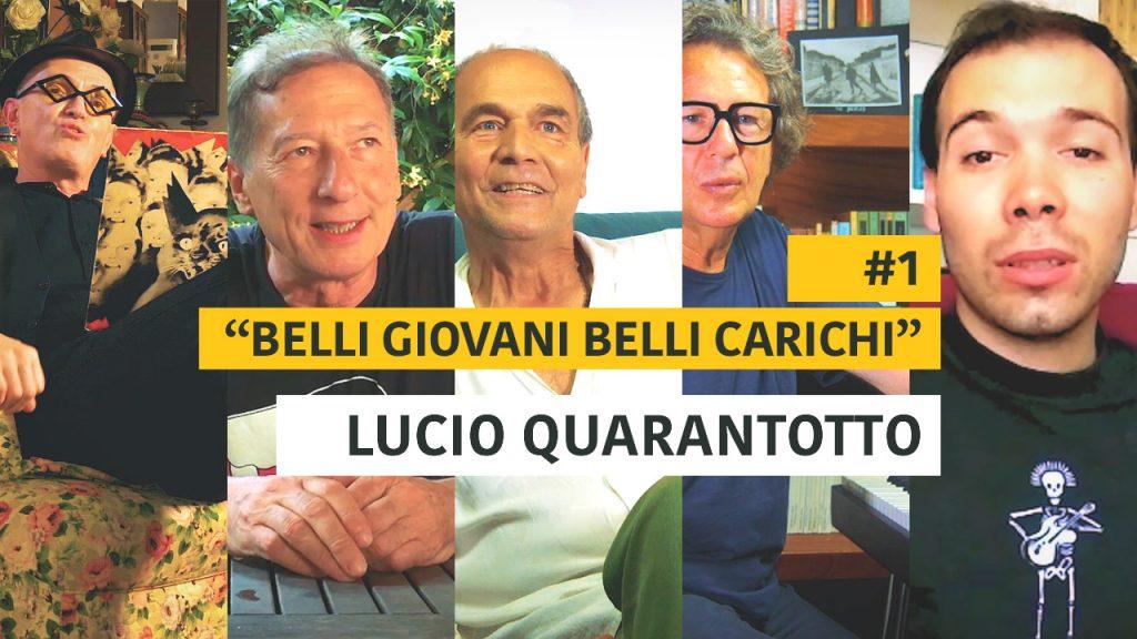 """#1 """"BELLI GIOVANI BELLI CARICHI"""""""