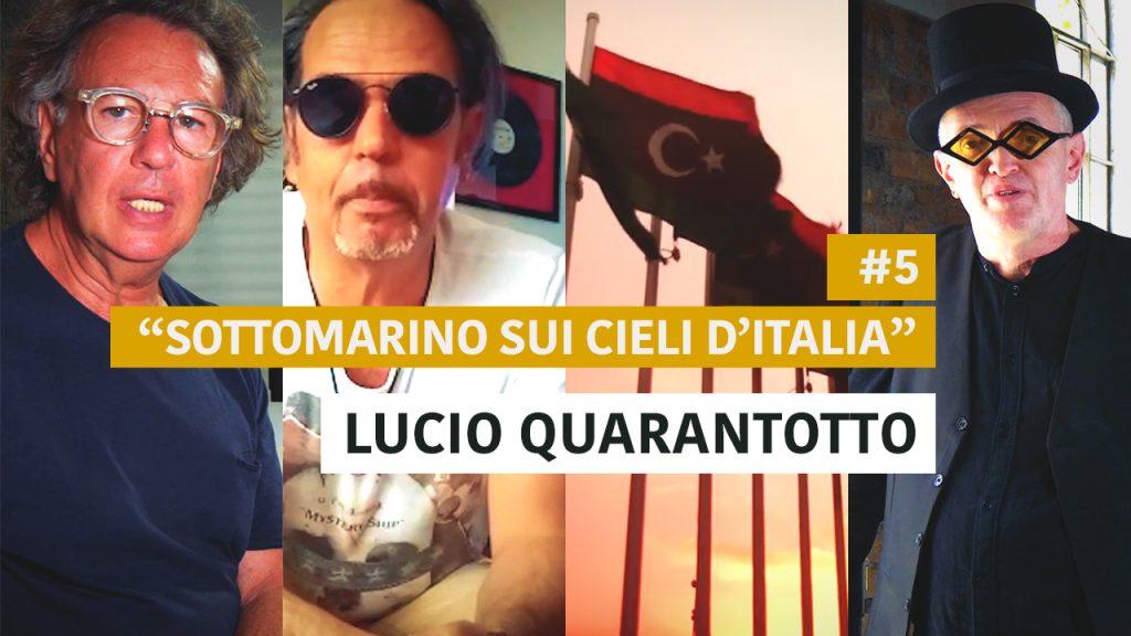 """#5 """"SOTTOMARINO SUI CIELI D'ITALIA"""""""