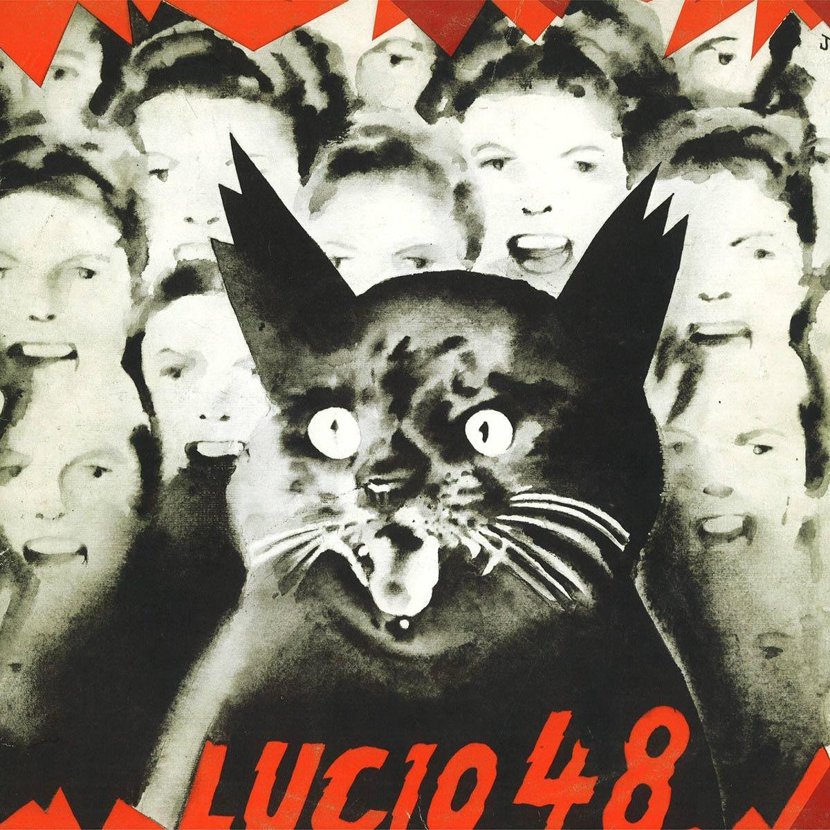 """La copertina dell'album di Lucio Quarantotto """"Di Mattina Molto Presto"""" (1983 Conveyor)"""