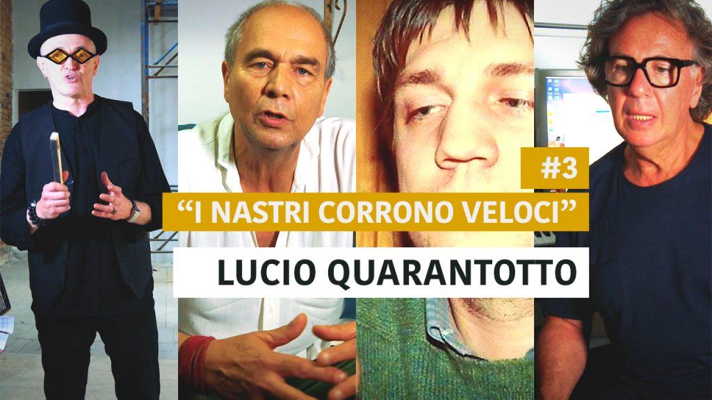 """#3 """"I NASTRI GIRANO VELOCI"""""""