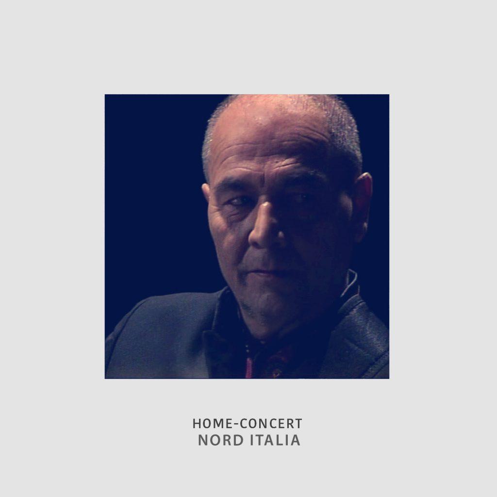 HOME CONCERT IN NORD ITALIA con Piercarlo D'Amato co-autore storico di Lucio Quarantotto